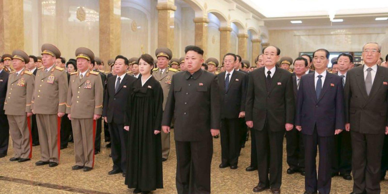 5. La ejecución de oficiales de alto rango Foto:AFP