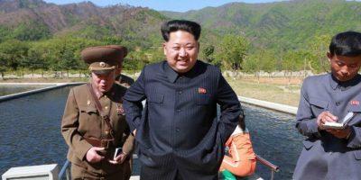 4. Kim Jong-un ordenó ejecutar al arquitecto de su nuevo aeropuerto Foto:AFP
