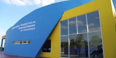 Nuevo Centro Diagnóstico beneficiará a más 72,000 vecinos Sto. Domingo Este