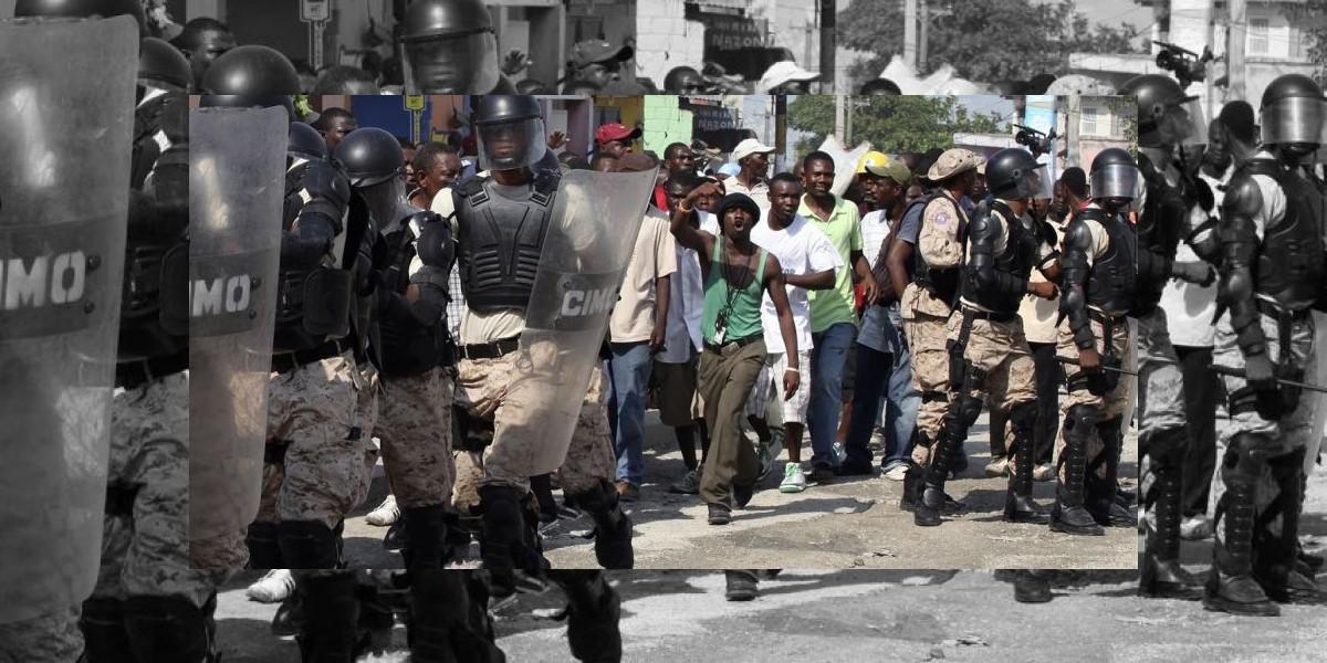 Protestas contra comicios presidenciales en Haití afecta transporte y turismo