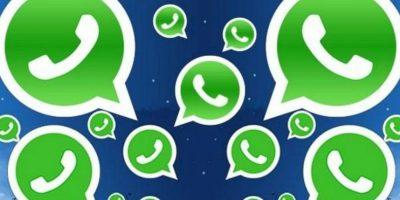8. 27% de todos los selfies en Internet se comparten en WhatsApp. Foto:vía Tumblr.com