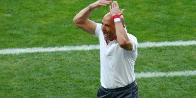 El campeón de la Copa América no puede dejar de pensar en fútbol Foto:Getty Images