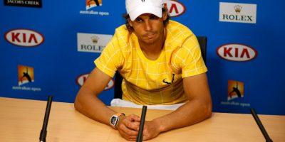 La última vez que ganó un torneo de Gran Slam fue el Roland Garros de 2014 Foto:Getty Images