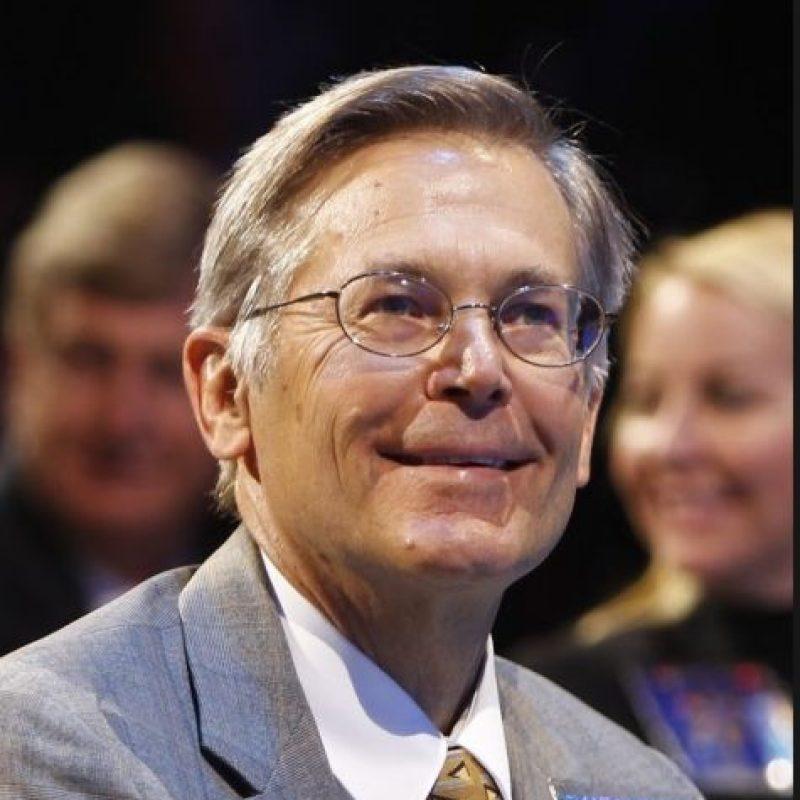 8. Jim Walton tiene una fortuna de $40 mil 600 millones de dólares. Foto:Wikipedia.org