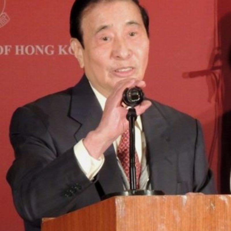 24. Lee Shau-kee tiene una fortuna de $24 mil 800 millones de dólares. Foto:Wikipedia.org