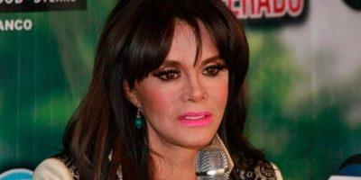 Hasta el momento, Lucía Mendez no ha declarado nada al respecto. Foto:Getty Images