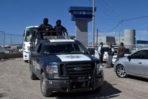 Para evitar un tercer escape el penal decidió aumentar las medidas de seguridad. Foto:AFP