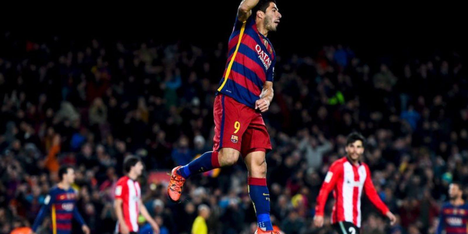Tampoco estará disponible Luis Suárez Foto:Getty Images