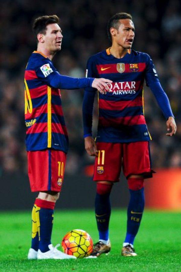 Barcelona no contará con Lionel Messi Foto:Getty Images