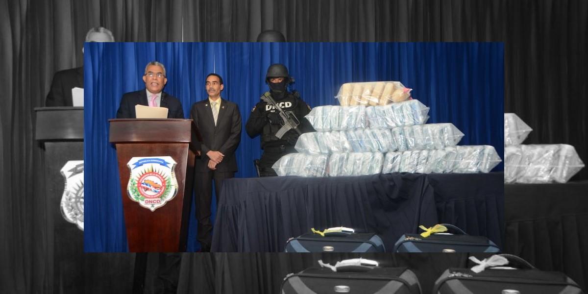Autoridades ocupan 59 paquetes de drogas iban dirigidos a Puerto Rico