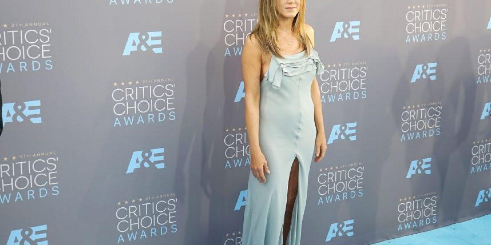 Jennifer Aniston Foto:Fuente Externa