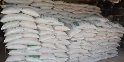 Entregan 1,200 quintales abono a productores para enfrentar enfermedad Roya