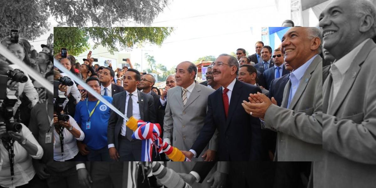 Medina inaugura Acueducto que beneficiará a 5,210 habitantes de Villa Trina