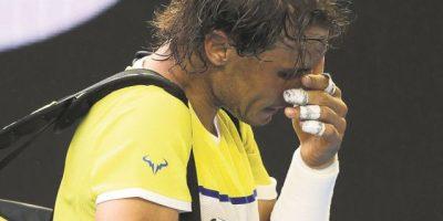 Rafa Nadal: El ocaso de un grande del tenis