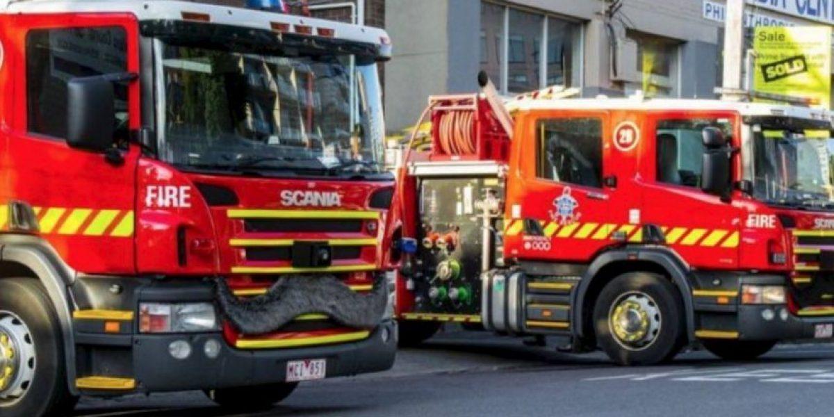 Mujer acudió a los bomberos por problemas con su cinturón de castidad