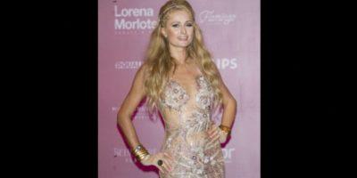 Paris Hilton recuperó su anillo de 350 mil dólares gracias a un bombero Foto:Getty Images