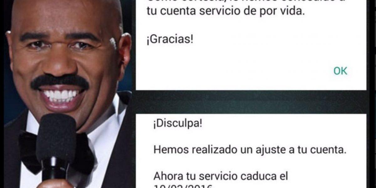 Usuarios de WhatsApp confundidos sobre si el servicio será gratis o no