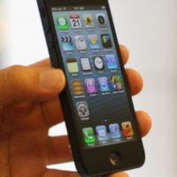 iPhone 5 (2012). Foto:Getty Images