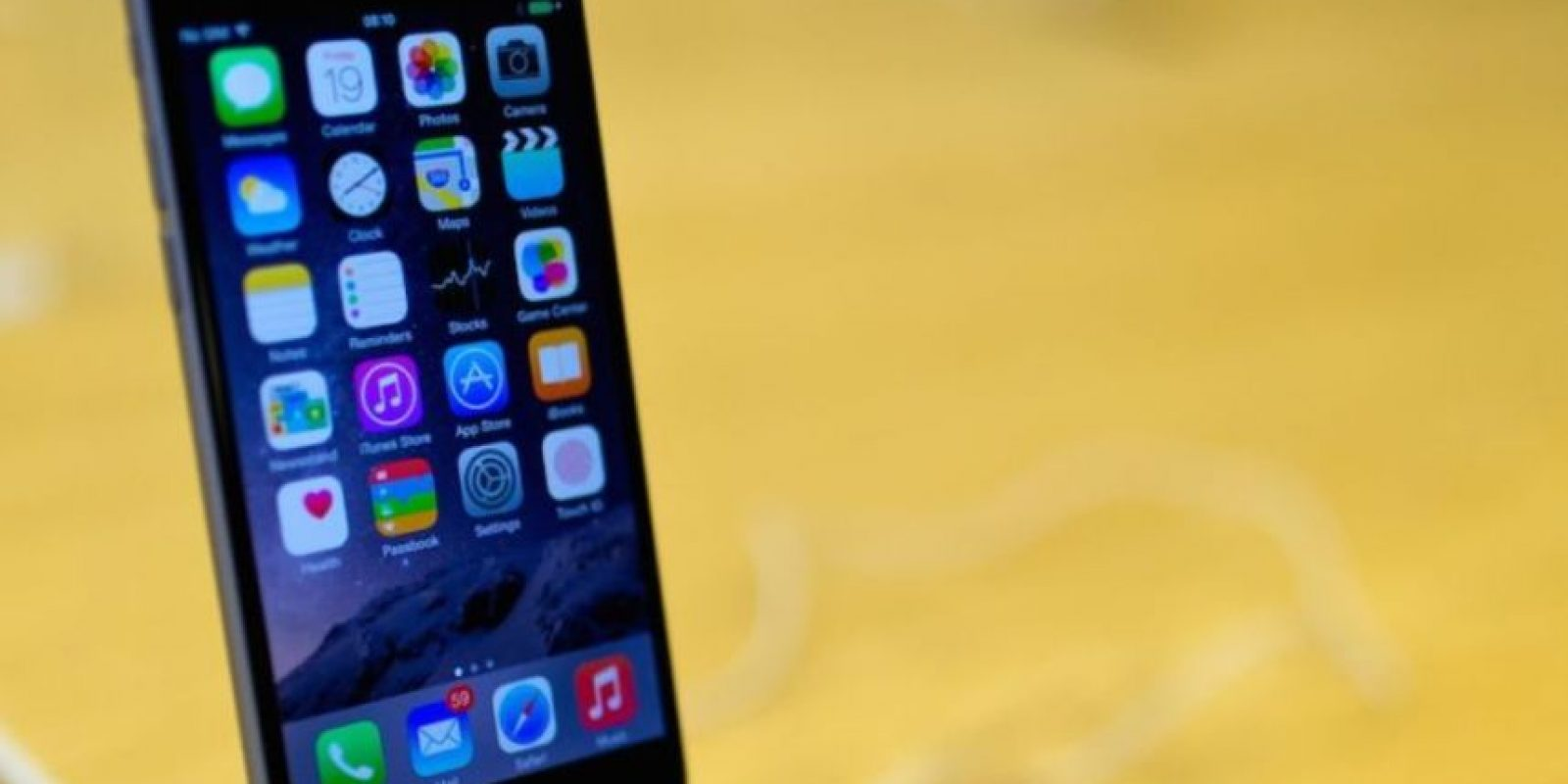 iPhone 6 (2014). Foto:Getty Images