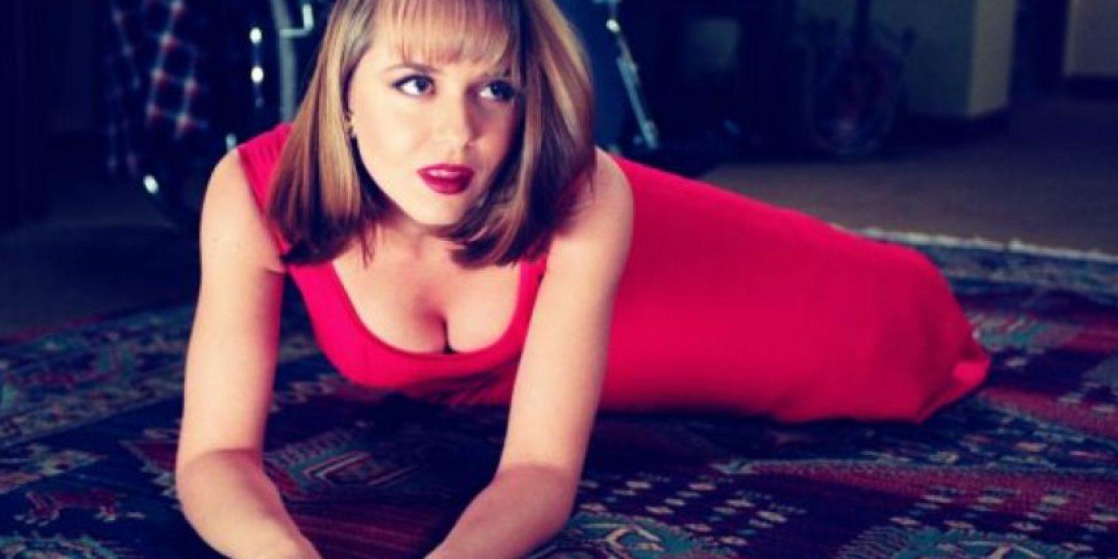 """Las frases de """"Paola"""" y su estilo en particular encasillaron a la actriz en roles así (menos en """"La venganza""""). Foto:vía Televisa"""