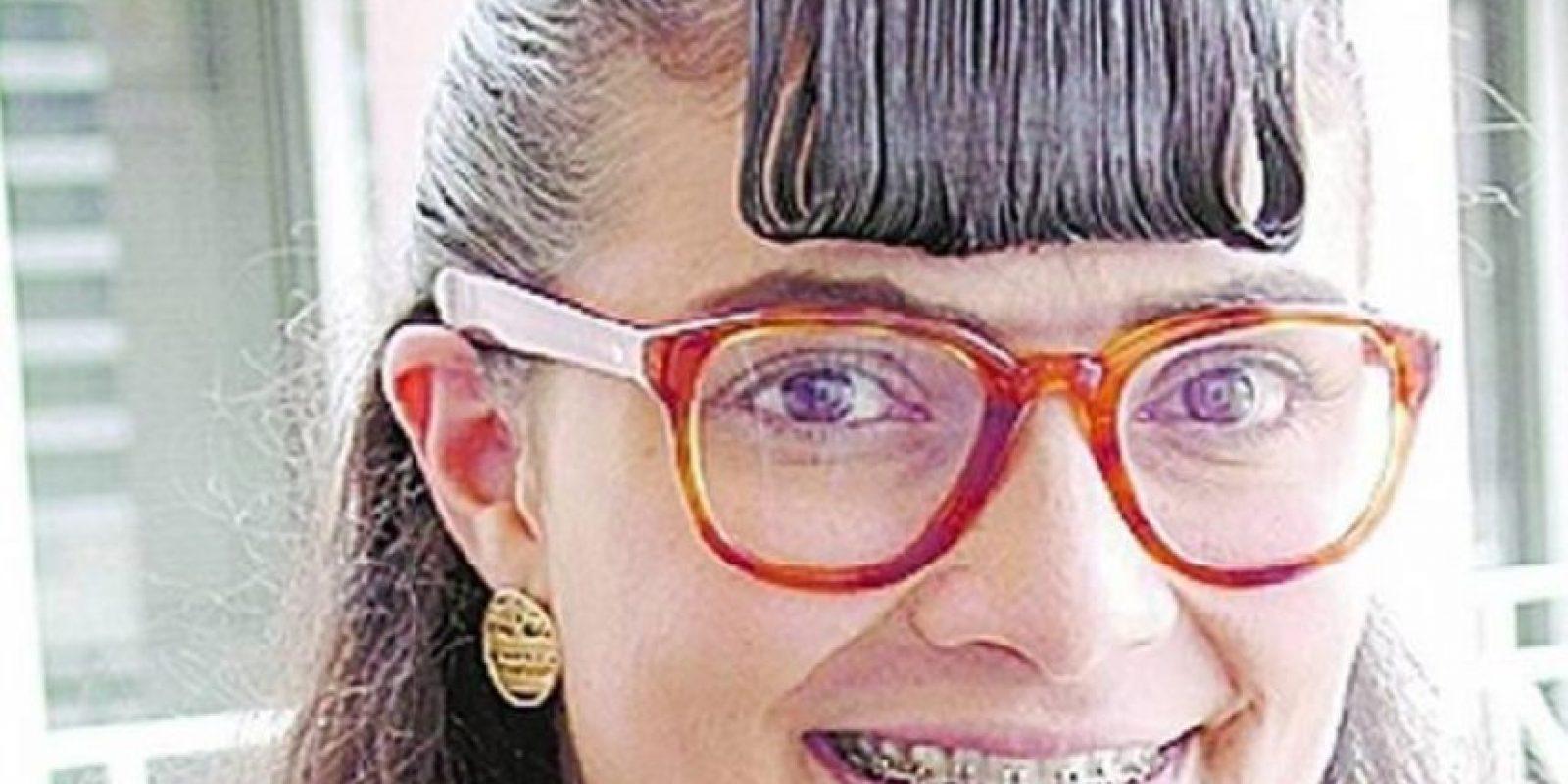 """Pero no logró superar a """"Betty"""" tampoco. Foto:vía RCN Televisión"""
