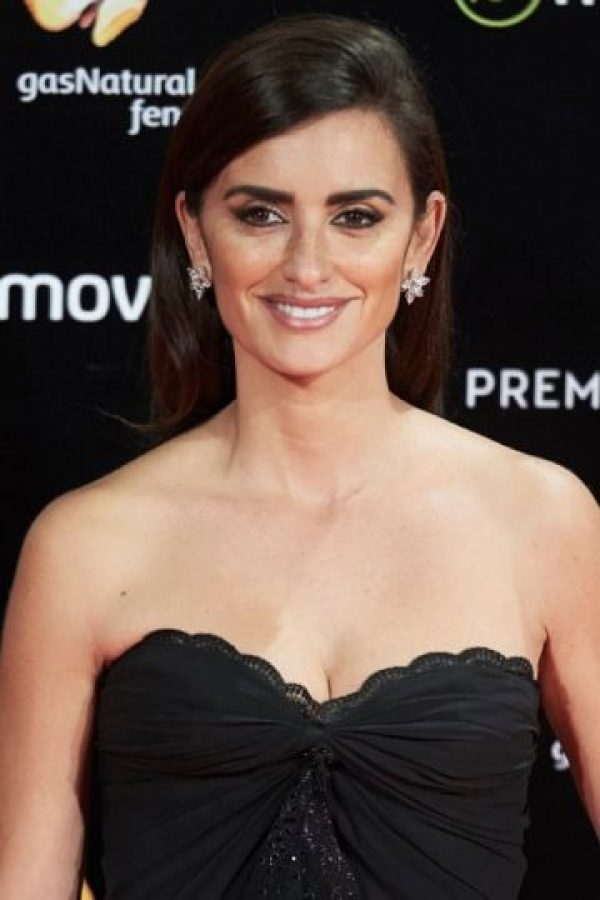 Penélope Cruz padece estrabismo Foto: Getty Images