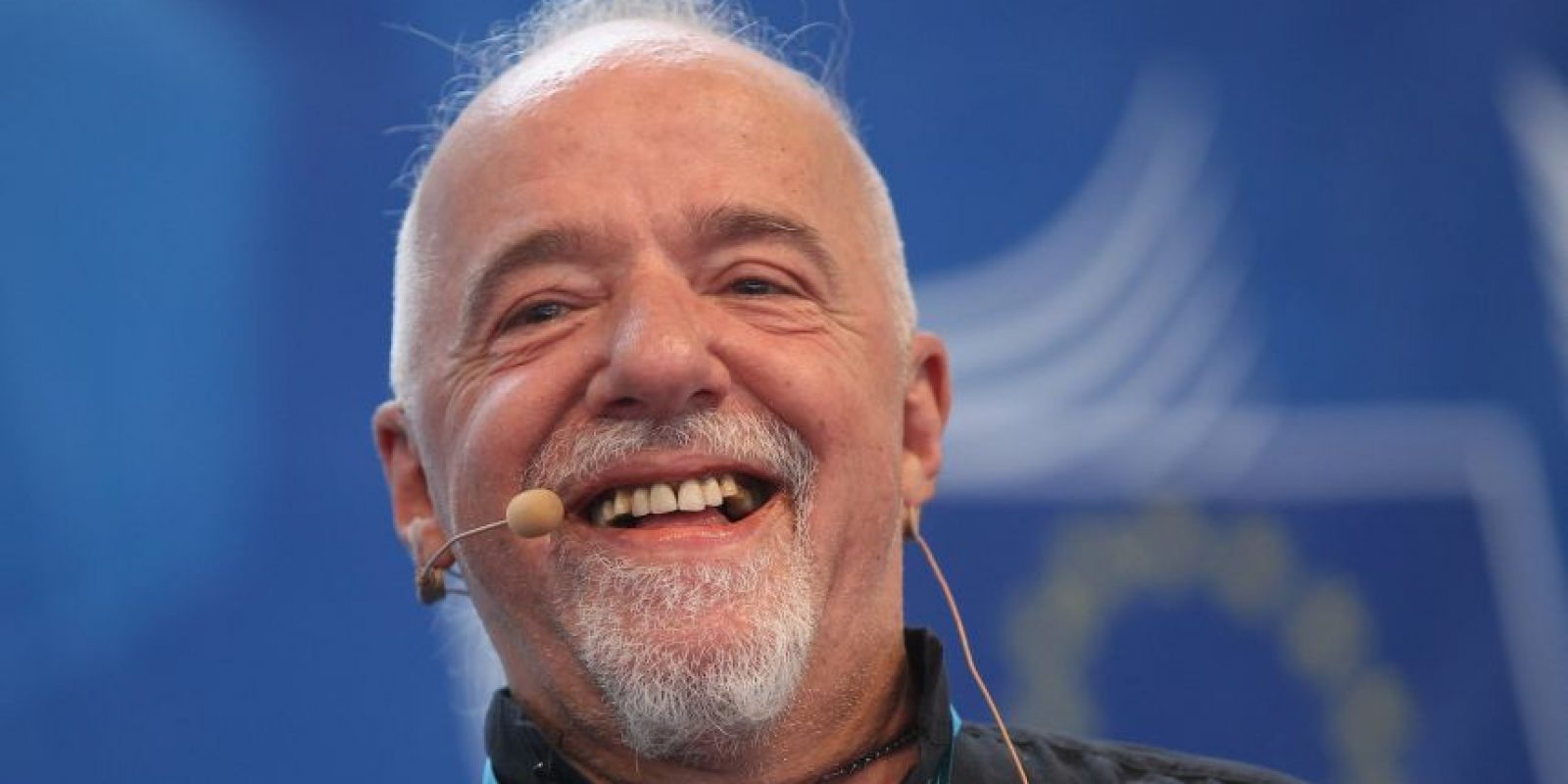 El escritor Paulo Coelho Foto:Getty Images