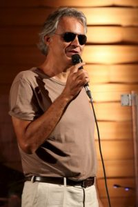 El cantante Andrea Bocelli Foto:Getty Images
