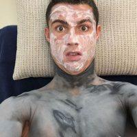 Miren las imágenes más sexies de las redes sociales de Cristiano Ronaldo Foto:Vía instagram.com/cristiano