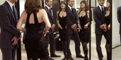 """Susan Sarandon enamoró a """"Alfie"""" así en 2004. Foto:vía Paramount"""