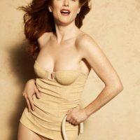 Es una de las actrices más bellas a sus 50 años. Foto:vía Haaper´s Bazaar