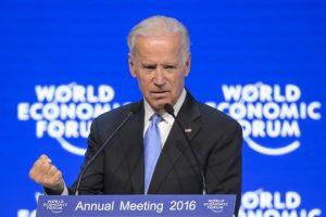 El vicepresidente estadounidense Joe Biden. Foto:AFP