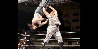 Los Dudley Boyz (Bubba Ray y D-Von) Foto:WWE