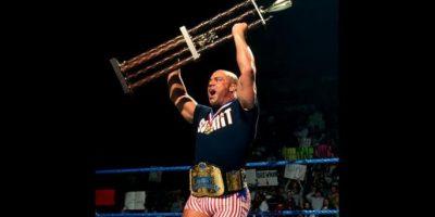 El exmedallista olímpico terminó contrato con TNA y podría volver a WWE Foto:WWE