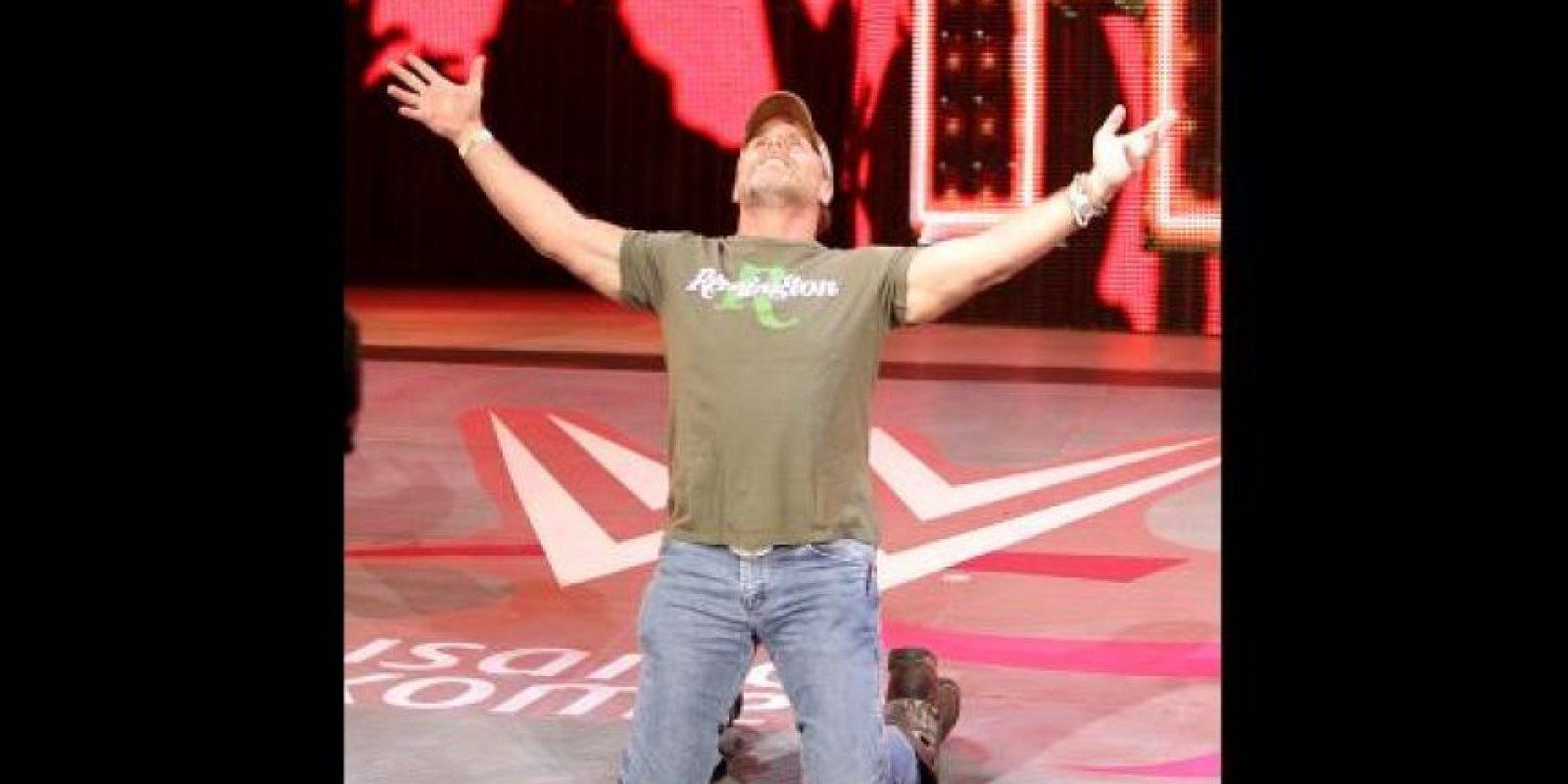Shawn Michaels Foto:WWE
