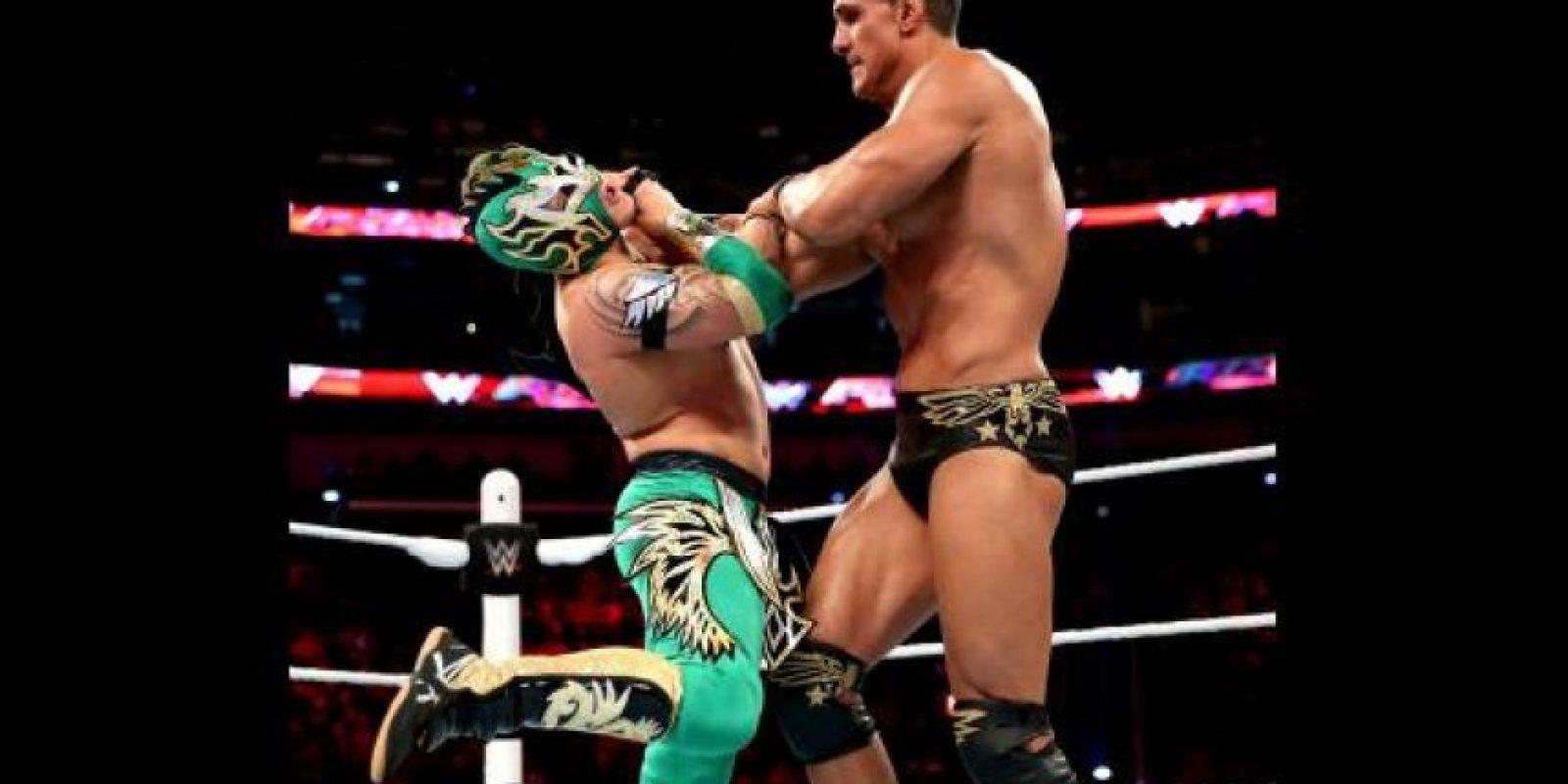 Ante Kalisto Foto:WWE