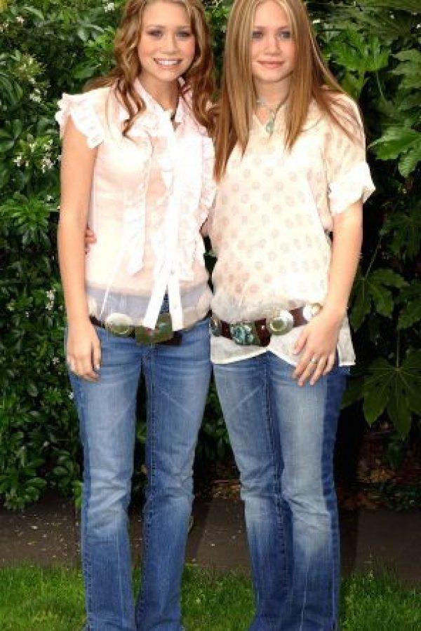 en 2004, Mary-Kate Olsel anunció que había entrado a un tratamiento de anorexia. Foto:Getty Images