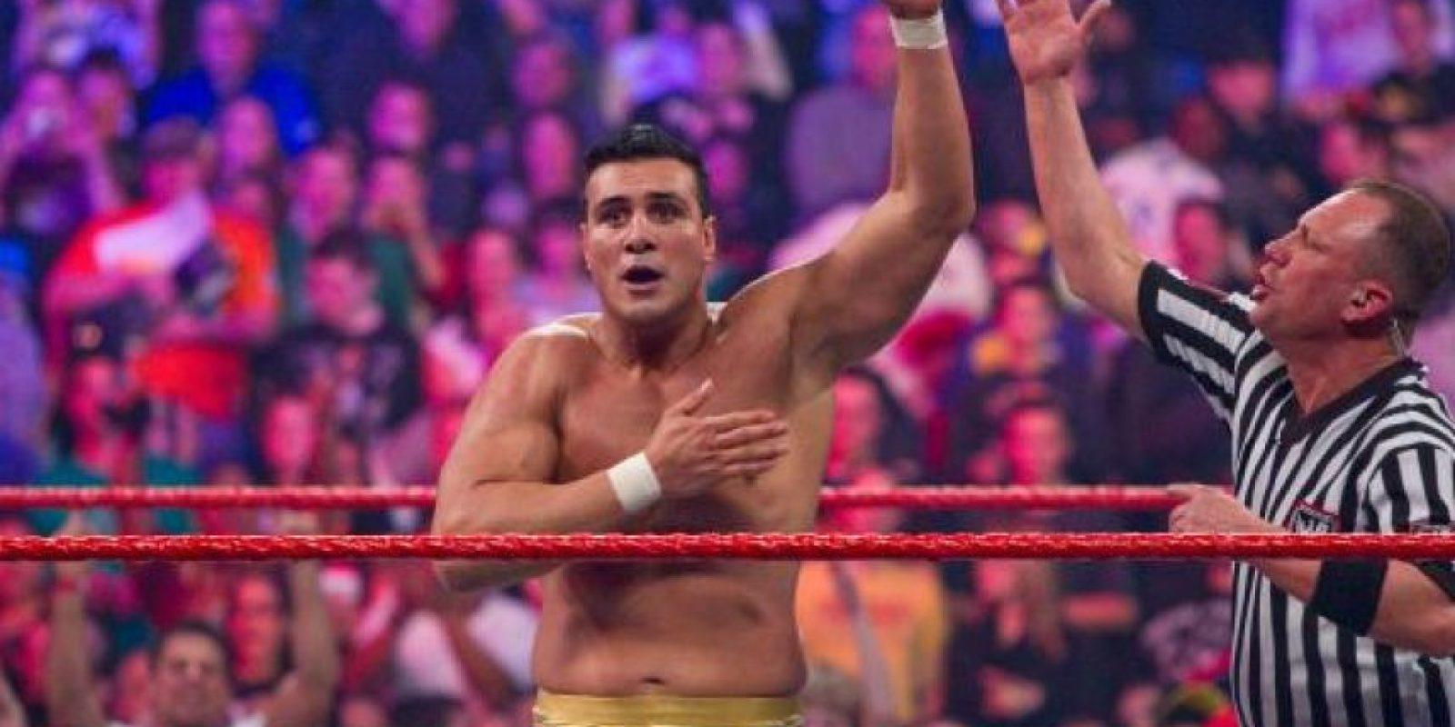 9. 40 personas entraron a la batalla de 2011, que ganó Alberto del Río Foto:WWE