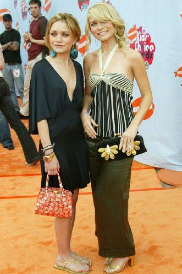 Mary-Kate Olsen estuvo involucrada en la muerte del famoso actor Heath Ledger, con quien al aprecer tuvo una relación. Foto:Getty Images