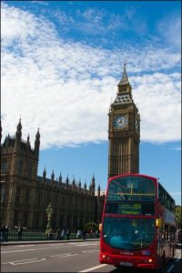 Big Ben, Reino Unido. Foto:Vía Flickr