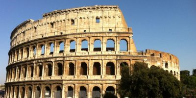 """El Coliseo, Italia, de acuerdo con la revista """"National Geographic"""". Foto:Vía Flickr"""