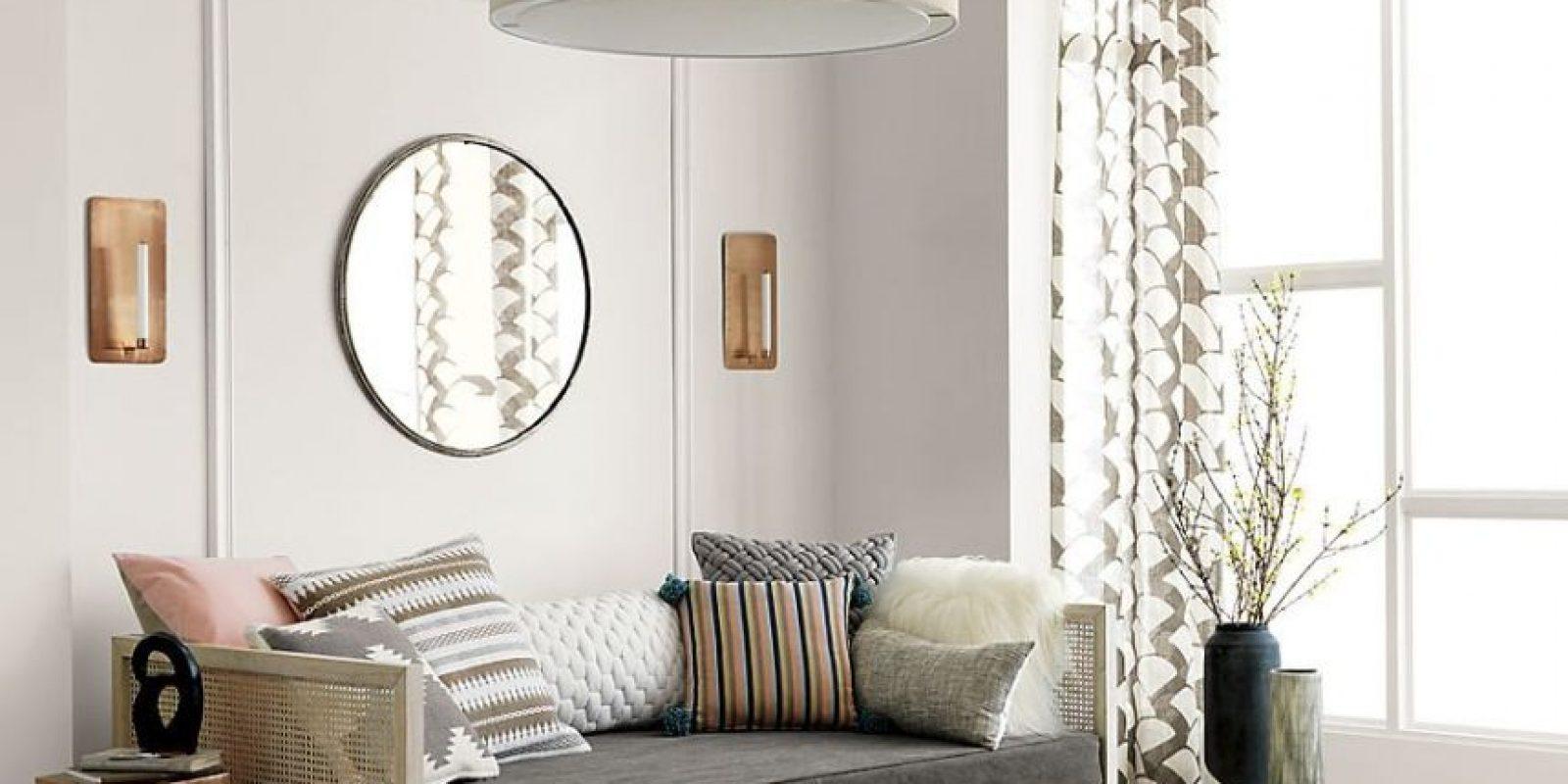 Sigue las predicciones de Pinterest y actualiza la decoración de tu hogar con colores neutrales, piezas artesanales y papel tapiz en tonalidades metálicas. Foto:Fuente Externa