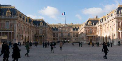 Palacio de Versalles, Francia. Foto:Vía Flickr