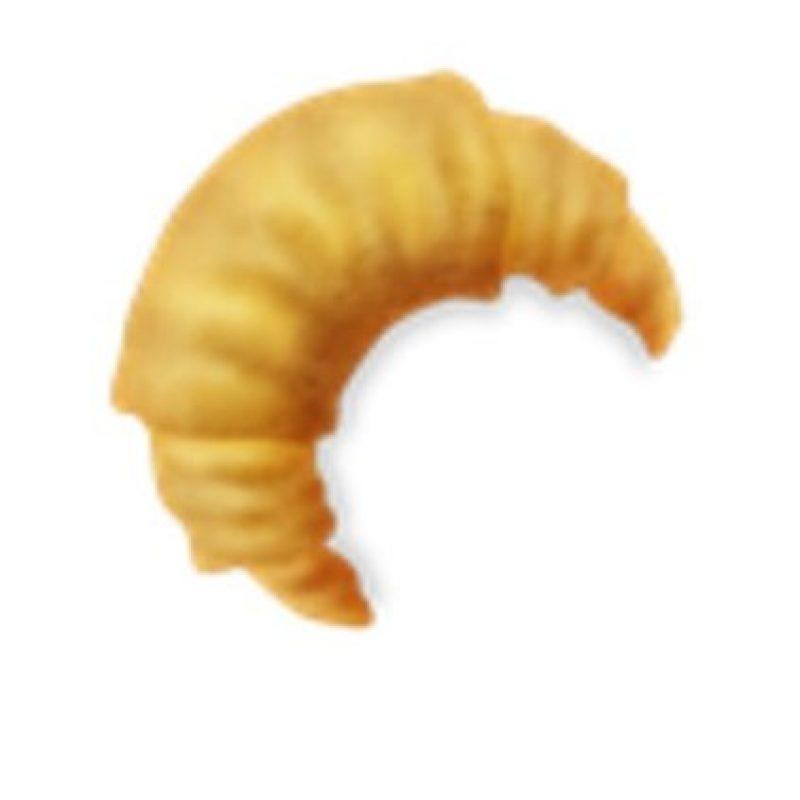 Croissant. Foto:vía emojipedia.org