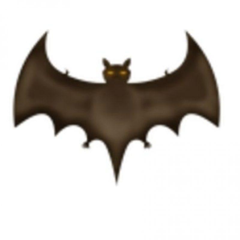 Murciélago. Foto:vía emojipedia.org