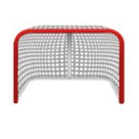 Portería de hockey. Foto:vía emojipedia.org