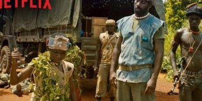 Con su familia destruida por una guerra civil, un niño africano deberá unirse a un grupo de mercenarios que lo convertirán en un niño soldado. Foto:vía Netflix