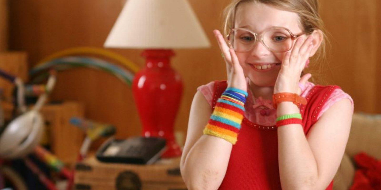 Pero sin duda, el papel que la hizo famosa en 2006 es el que más adoran sus fans. Foto:vía Getty Images