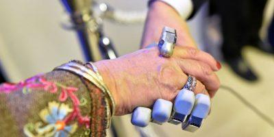 La presencia de HUBO, el robot humanoide. Foto:Vía weforum.org