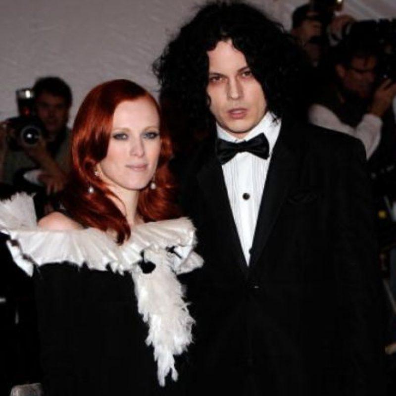 Jack se casó con la modelo Karen Elson. Foto:vía Getty Images
